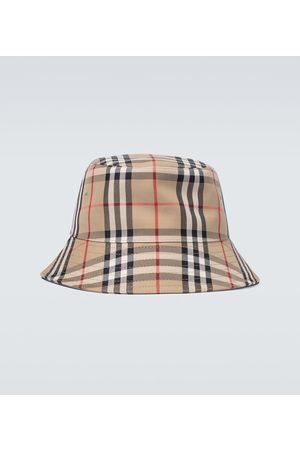 Burberry Sombrero de pescador Vintage Check