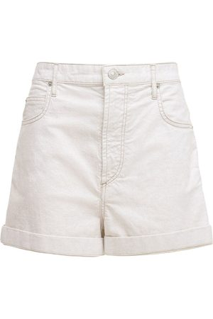 "Isabel Marant | Mujer Shorts ""lilesibb"" De Denim 34"