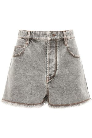 "Isabel Marant | Mujer Shorts ""lesiasr"" De Denim 34"