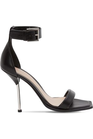 Alexander McQueen | Mujer Sandalias De Piel 105mm 40