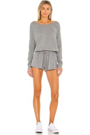 Bobi Mono corto supreme tipo jersey en color gris talla L en - Grey. Talla L (también en M, S, XS).
