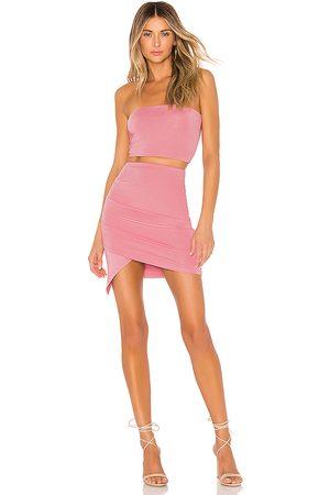 superdown Juego mini lafonda en color rosado talla L en - Pink. Talla L (también en M, XL).