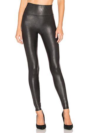 Spanx Faux leather leggings en color talla M en - Black. Talla M (también en S).