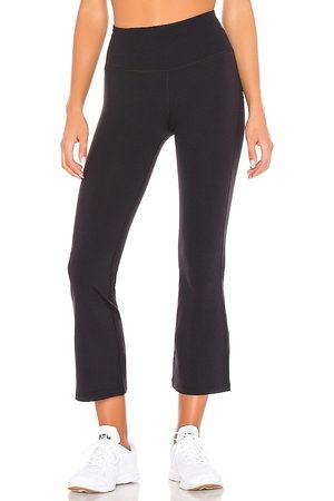 Splits59 Raquel high waist crop legging en color talla S en - Black. Talla S (también en XS).