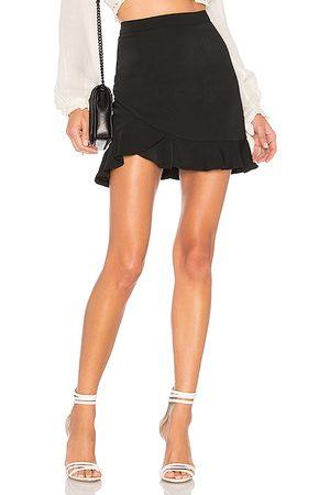 superdown Minifalda milan en color talla M en - Black. Talla M (también en S, XS, XXS).
