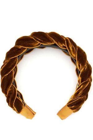Jennifer Behr Mujer Accesorios del pelo - Diadema con diseño entrelazado