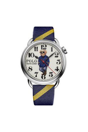 Polo Ralph Lauren Reloj náutico Polo Bear de 42 mm