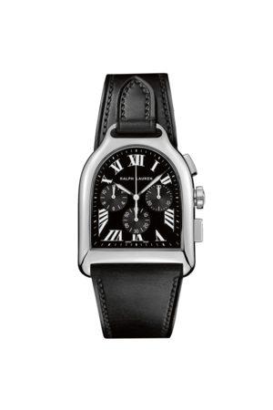 Ralph Lauren Mujer Relojes - Cronógrafo grande de acero