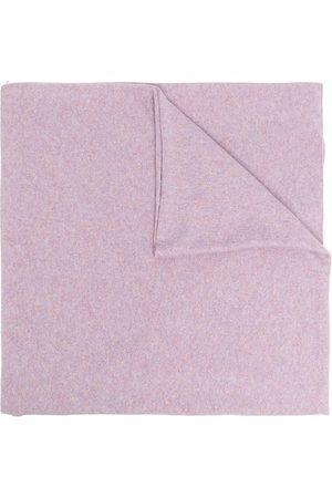 PRINGLE OF SCOTLAND Scottish cashmere fine knit scarf