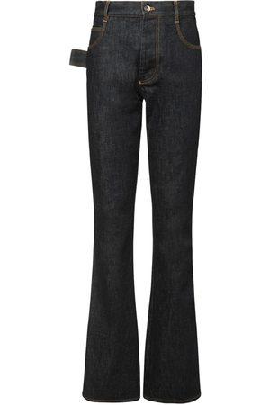 Bottega Veneta   Mujer Jeans Acampanados De 36
