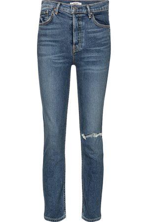 GRLFRND Jeans skinny cropped Reed