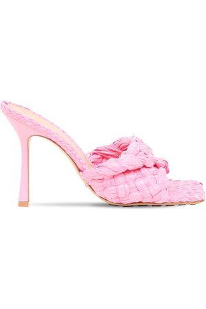 Bottega Veneta | Mujer Zapatos Mules Trenzados 90mm 40