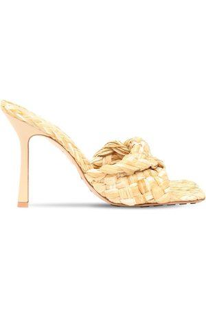 Bottega Veneta | Mujer Zapatos Mules Trenzados 90mm 35