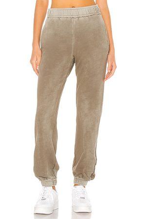 Cotton Citizen Pantalón deportivo brooklyn en color militar talla S en - Army. Talla S (también en XS).