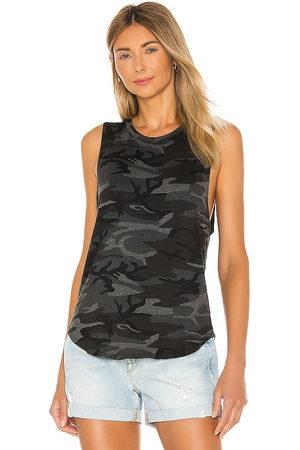 STRUT-THIS Camiseta tirantes cruz en color negro talla L en - Black. Talla L (también en S, M, XS).
