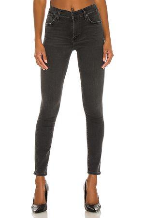 Citizens of Humanity Rocket ankle skinny jean en color negro talla 23 en - Black. Talla 23 (también en 24, 25, 26, 27