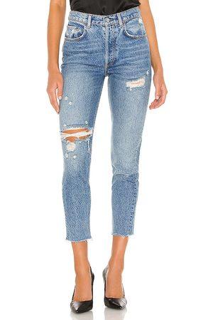 Boyish The billy skinny jean en color azul talla 23 en - Blue. Talla 23 (también en 24, 25, 27, 29, 30).