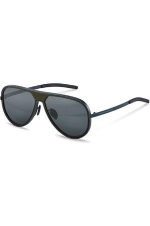 Porsche Design Hombre Gafas de sol - P8684 C BLUE, Olive