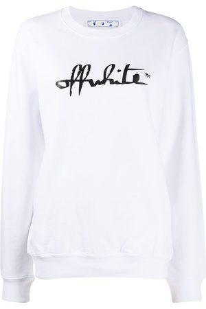 OFF-WHITE Sudadera con logo