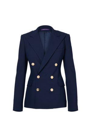 Ralph Lauren Mujer De entretiempo - Camden Wool Crepe Jacket