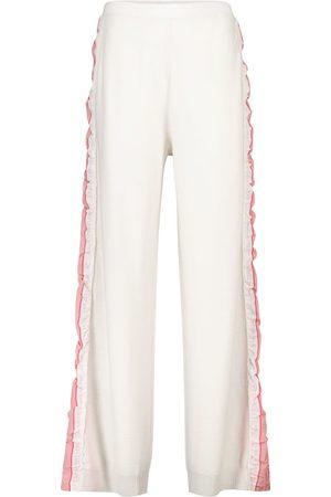 Stella McCartney Pantalones de chándal Monogram