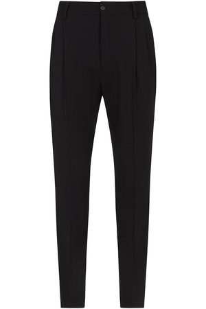 Dolce & Gabbana Slim cut tailored trousers