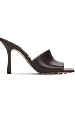 Bottega Veneta | Mujer Sandalias De Piel 90mm 40