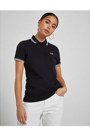 Fred Perry Polo Tipped, Black/White