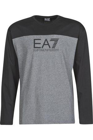 EA7 Camiseta manga larga TRAINING URBAN COLORBLOCK M TEE LS para hombre