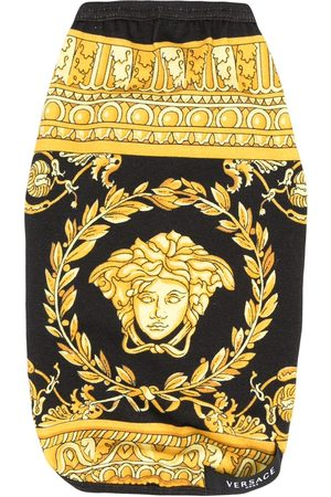 Versace Chalecos - Chaleco para perro con estampado Barocco