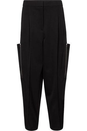 Stella McCartney Pantalones cargo Liv de lana