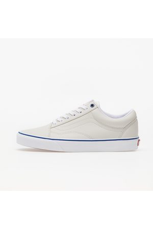 Vans Old Skool (Butter Leather) True White