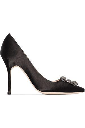 Manolo Blahnik Mujer Tacón - Zapatos de tacón 105 Hangisi
