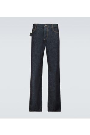 Bottega Veneta Jeans de denim crudo