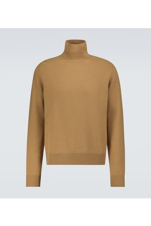 Bottega Veneta Jersey de lana de cuello alto
