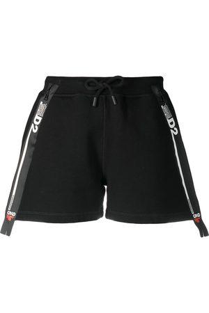 Dsquared2 Pantalones cortos de deporte con logo