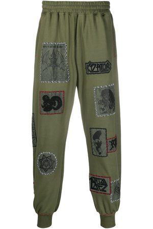KTZ Pantalones de chándal con parches