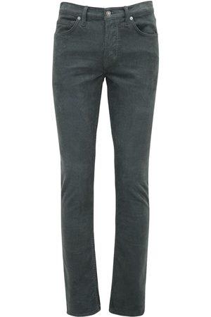 Tom Ford | Hombre Jeans Slim Fit De Pana De Denim 33