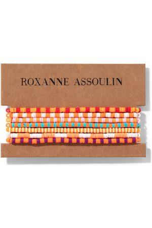 Roxanne Assoulin Mujer Sets de joyas - Set de pulseras Color Therapy® Orange