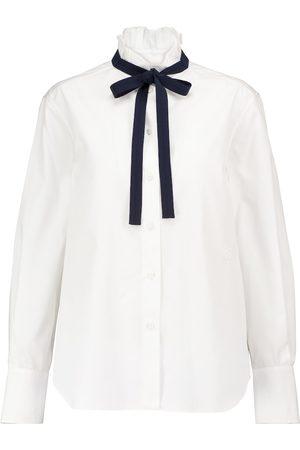 Chloé Blusa de algodón