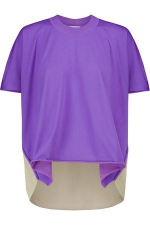Bottega Veneta Camiseta de punto fino