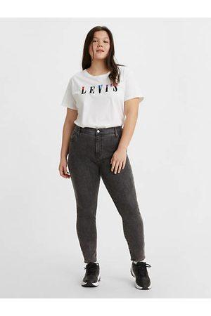 Levi's 721™ High Rise Skinny Jeans (Plus) Neutral / True Grit