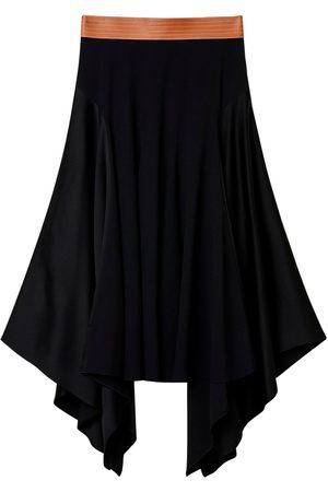 Loewe | Mujer Falda Midi Asimétrica 34