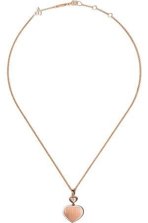 Chopard Collar con colgante Happy Hearts