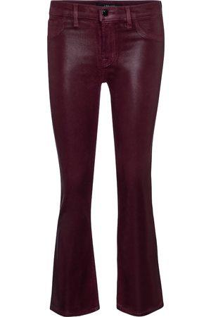 J Brand Jeans skinny Selena de tiro alto