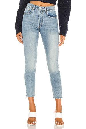 Boyish The billy skinny jean en color azul talla 22 en - Blue. Talla 22 (también en 23, 24, 25, 26, 27, 28, 29, 30).
