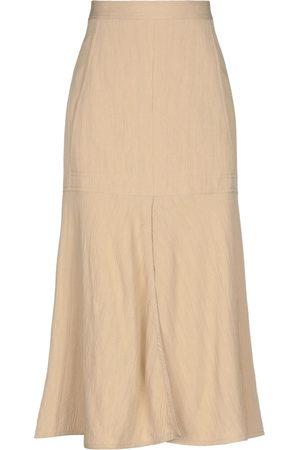 tibi Mujer Midi - Faldas a media pierna