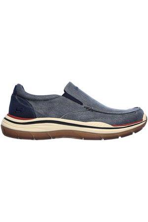 Skechers Mocasines 204005_NVY para hombre