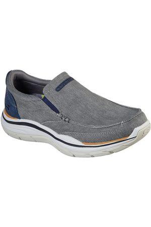 Skechers Mocasines 204005_BLU para hombre