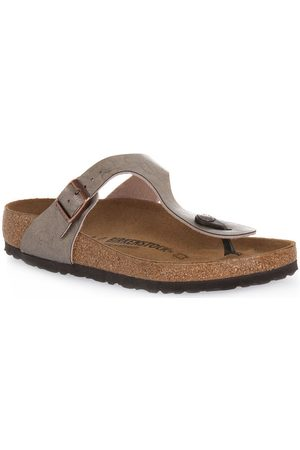 Birkenstock Chanclas GIZEH GRACEFUL TAUPE CALZ N para mujer